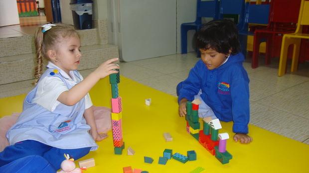 Juego y creatividad jardin infantil preescolar educaci n for Cascanueces jardin infantil medellin