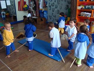 Nuestros principios fundamentales jardin infantil for Cascanueces jardin infantil medellin
