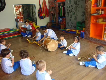 Transición en la socialización de los niños jardin infantil ...